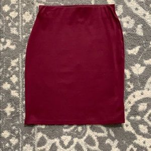 XS Old Navy Pencil Skirt - Worn Once!